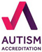 New Autism Accreditation Logo